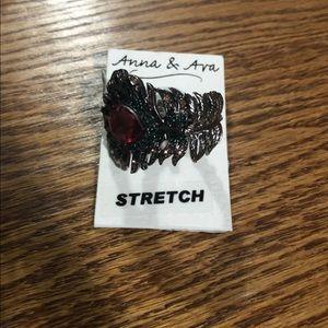 New Anna & Ava Stretch Ring